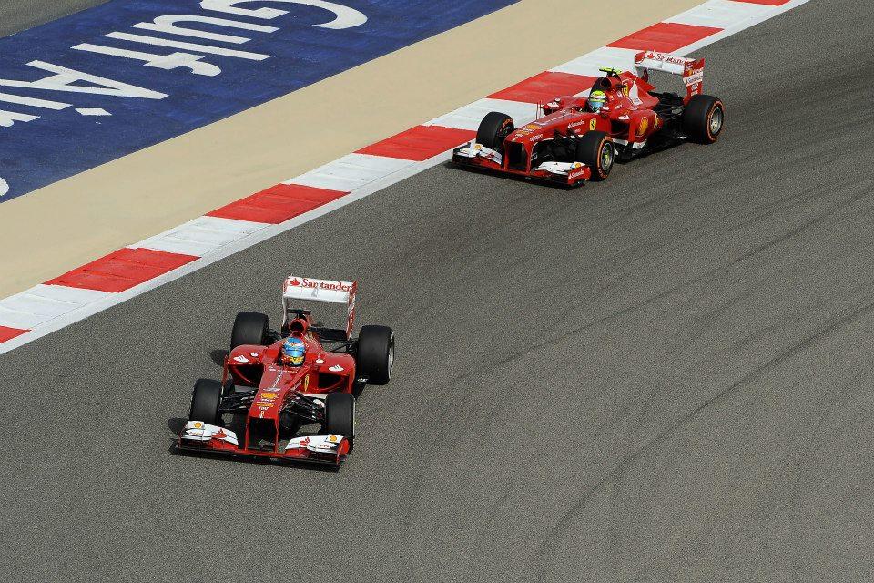 Ferrari en Facebook