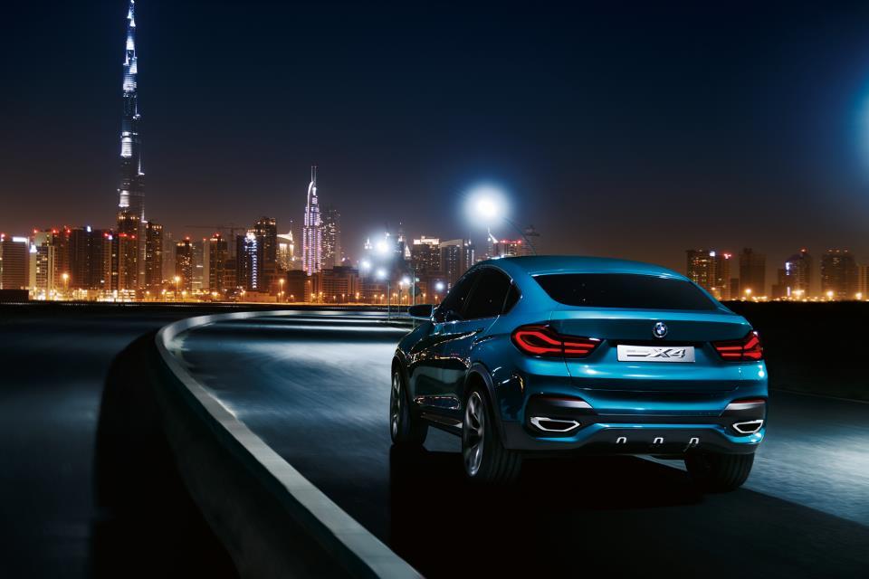 Foto del Facebook de BMW