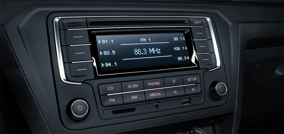 Radio VW Gol